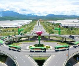 Đoàn xe đón người dân Quảng Nam gặp khó khăn ở TP.HCM lên đường