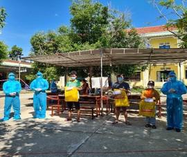 Quảng Ngãi dừng tiếp nhận công dân các tỉnh, TP phía Nam về quê