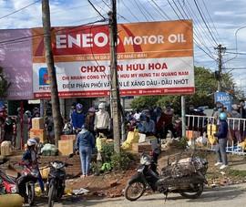 Quảng Nam đề nghị các tỉnh phối hợp kiểm soát dân về quê tự phát