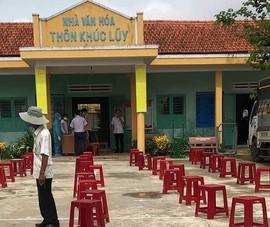 Quảng Nam: khởi tố vụ án làm lây lan dịch bệnh liên quan bà bán rau