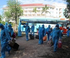 Quảng Ngãi hướng dẫn 300 bà bầu đăng ký về quê tránh dịch