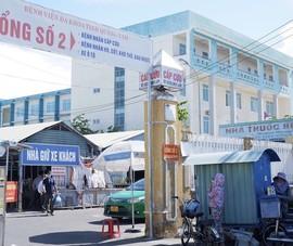Quảng Nam: 1 bệnh nhân dùng ghế đánh nữ điều dưỡng