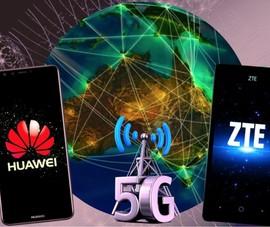 Đến lượt Đài Loan 'tấn công' Huawei, ZTE
