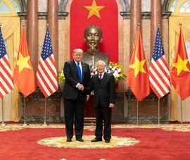 Nhà Trắng: Mong tương lai tươi sáng hơn cho Hoa Kỳ và Việt Nam