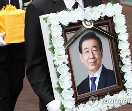 Bị áp lực dư luận, Hàn Quốc điều tra cố thị trưởng Seoul