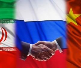 Iran đề xuất 'câu lạc bộ trừng phạt' với Nga, Trung đối phó Mỹ