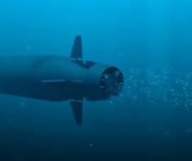Mỹ lo 'sóng thần phóng xạ' từ tàu ngầm không người lái của Nga