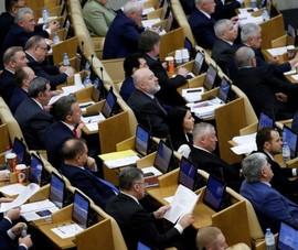 Hạ viện Nga thông qua dự luật buộc công ty công nghệ Mỹ mở văn phòng địa phương