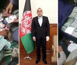 Taliban thu giữ hơn 12 triệu USD từ các cựu quan chức Afghanistan