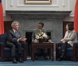 Trung Quốc lên tiếng về chuyến thăm Đài Loan của đoàn thượng nghị sĩ Pháp