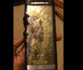 Không được ký gửi và sạc Samsung Galaxy Note 7 trên máy bay