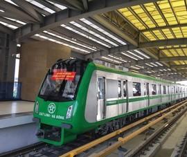Bộ GTVT: Đường sắt Cát Linh - Hà Đông sẽ khai thác năm 2019