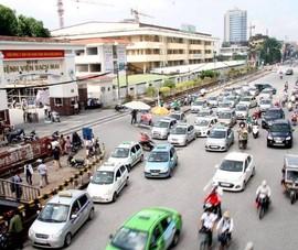 Bộ GTVT đề xuất bỏ gắn hộp đèn với taxi truyền thống