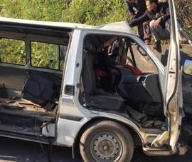 Xe đoàn từ thiện gặp nạn khiến 3 người chết đeo biển số giả