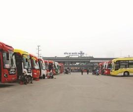 Không được vận chuyển khách đi qua các tỉnh thuộc nhóm 1 và 2
