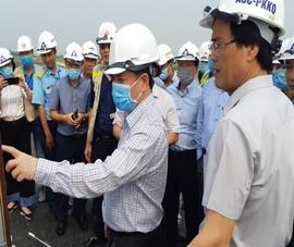 Bộ trưởng giao thông phê bình tư vấn sửa đường băng Nội Bài
