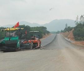 Truy trách nhiệm nhà thầu chậm bảo hành quốc lộ 1A