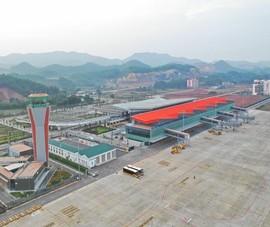Đang làm thủ tục tạm đóng sân bay Vân Đồn