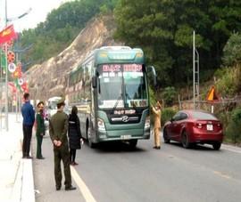 Xe khách không được đón, trả khách ở Quảng Ninh, Hải Dương