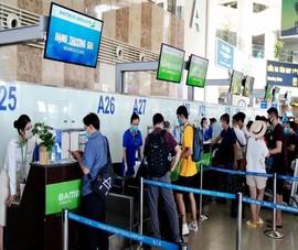 Xét nghiệm nhân viên không ảnh hưởng hoạt động bay ở Nội Bài