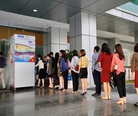 Kết quả xét nghiệm của hơn 10.000 nhân viên sân bay Nội Bài