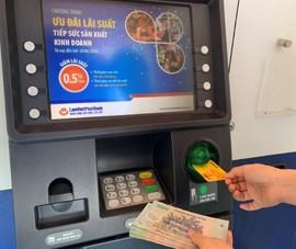 Đề xuất không thu phí duy trì tài khoản ATM với người về hưu