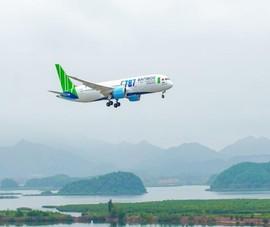 Cục Hàng không 'tuýt còi' Bamboo Airways vì bán vé vượt slot