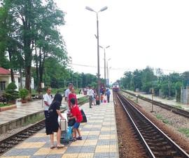Ngành đường sắt chạy thêm 55 đoàn tàu vào dịp lễ 30-4