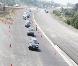 Lùi thời hạn hoàn thành cao tốc Trung Lương - Mỹ Thuận