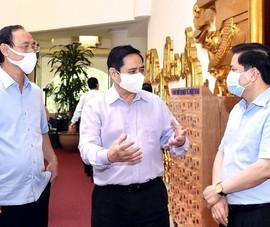 Thủ tướng: Tập trung đầu tư các tuyến vành đai Hà Nội, TP.HCM