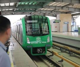 Bộ GTVT: Đường sắt Cát Linh - Hà Đông đủ điều kiện vận hành thương mại