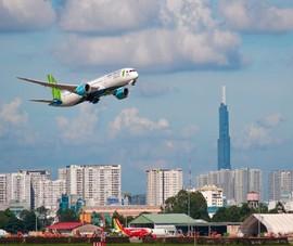 Hạn chế bay TP.HCM – Hà Nội và dừng bay giữa Hà Nội với Cần Thơ, Phú Quốc