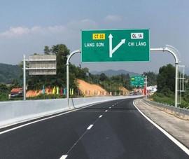 Kiểm toán Nhà nước chỉ ra sai sót tại dự án cao tốc Bắc Giang - Lạng Sơn