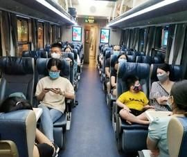 Từ hôm nay đường sắt dừng đón, trả khách tại ga Hà Nội