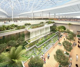 Tháng 2-2022, sẽ khởi công xây dựng nhà ga sân bay Long Thành
