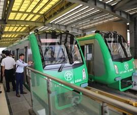 Chậm tiến độ, đường sắt Cát Linh – Hà Đông tăng chi phí 7,8 triệu USD