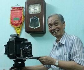 Nhà nhiếp ảnh Đinh Tiến Mậu qua đời