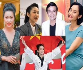 Hoa khôi, người đẹp, diễn viên ứng cử HĐND TP.HCM