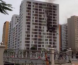 Sau vụ cháy chung cư Parc Spring: Đề xuất gắn thêm loa