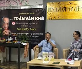 Nhớ cố GS.TS Trần Văn Khê, nhớ cái hồn văn hóa dân tộc