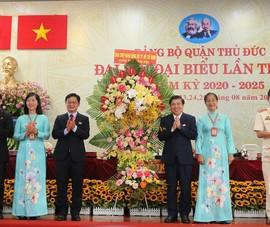 Chủ tịch Nguyễn Thành Phong 'đặt hàng' với quận Thủ Đức