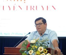 Uỷ ban MTTQ Việt Nam TP.HCM có trang Facebook riêng