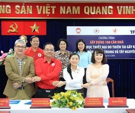 TP.HCM xây 100 căn nhà cho đồng bào miền Trung, Tây Nguyên