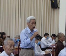 Tướng Phan Anh Minh nói về công tác phòng, chống tham nhũng