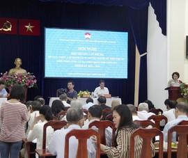 TP.HCM: 39/50 người ứng cử ĐBQH đạt tín nhiệm trên 50%