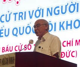 Ông Phan Nguyễn Như Khuê: An sinh xã hội là bình đẳng