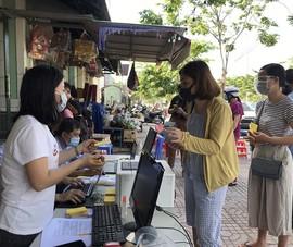 TP Thủ Đức sử dụng bản đồ trực tuyến giúp dân đi chợ an toàn