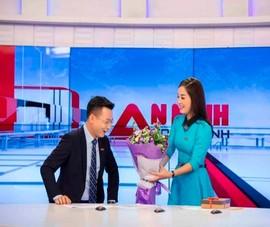 MC Minh Hương 'phá lệ' tặng quà nam MC ngày valentine