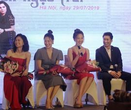 NSND Hoàng Cúc trở lại với phim đề cập nữ quyền mạnh mẽ