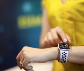Lần đầu ở Việt Nam Apple Watch có thể sử dụng eSIM để kết nối